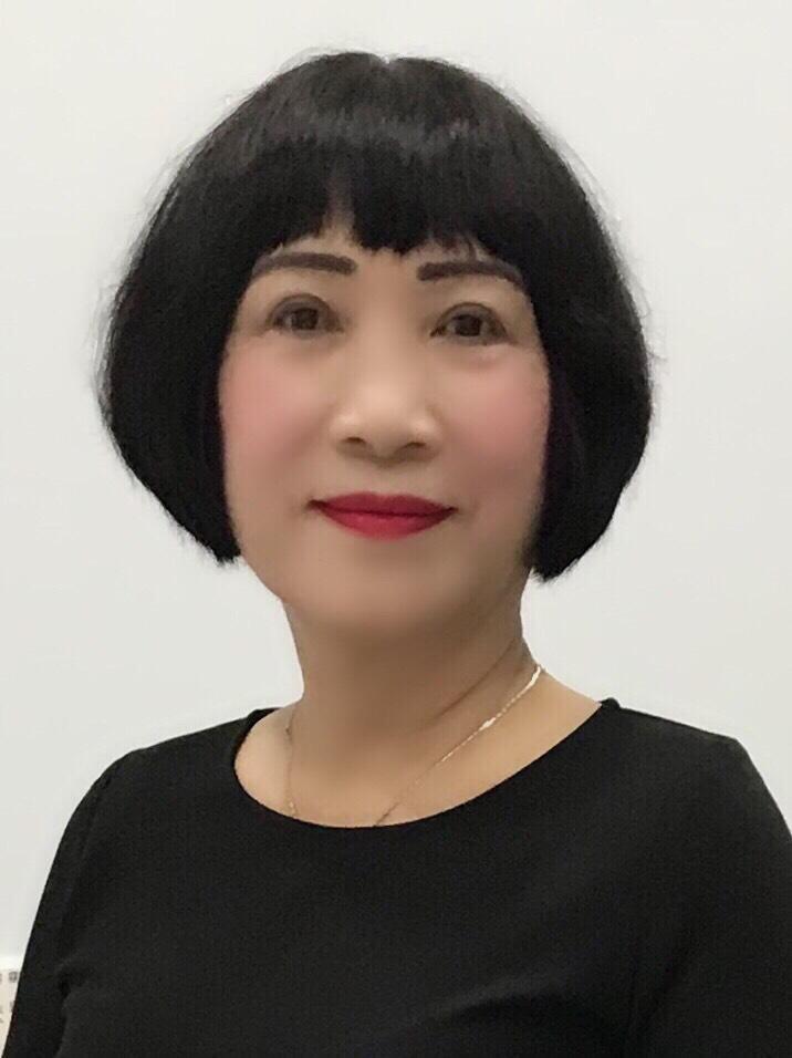 Cô Lê Thị Thanh Nga