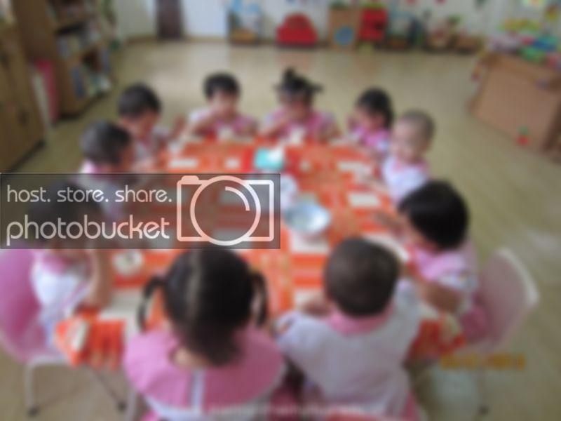 Nhà trẻ : tình hình cân đo tháng 02/2013