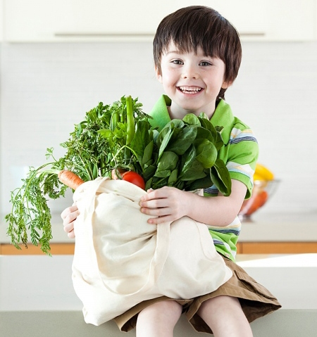 Chế độ ăn giúp trẻ tăng cân và chiều cao