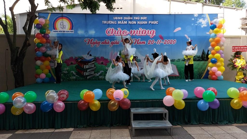 LOP CHOI 2 MUNG NGAY NHA GIAO VIET NAM 20 - 11- 2020